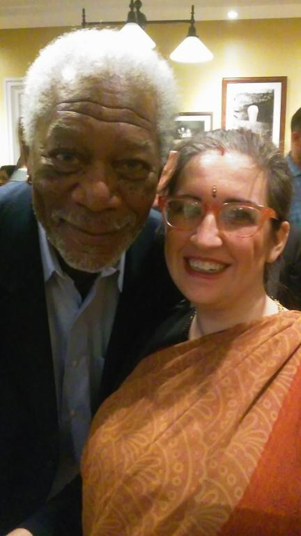 I Met God (i.e, Morgan Freeman)