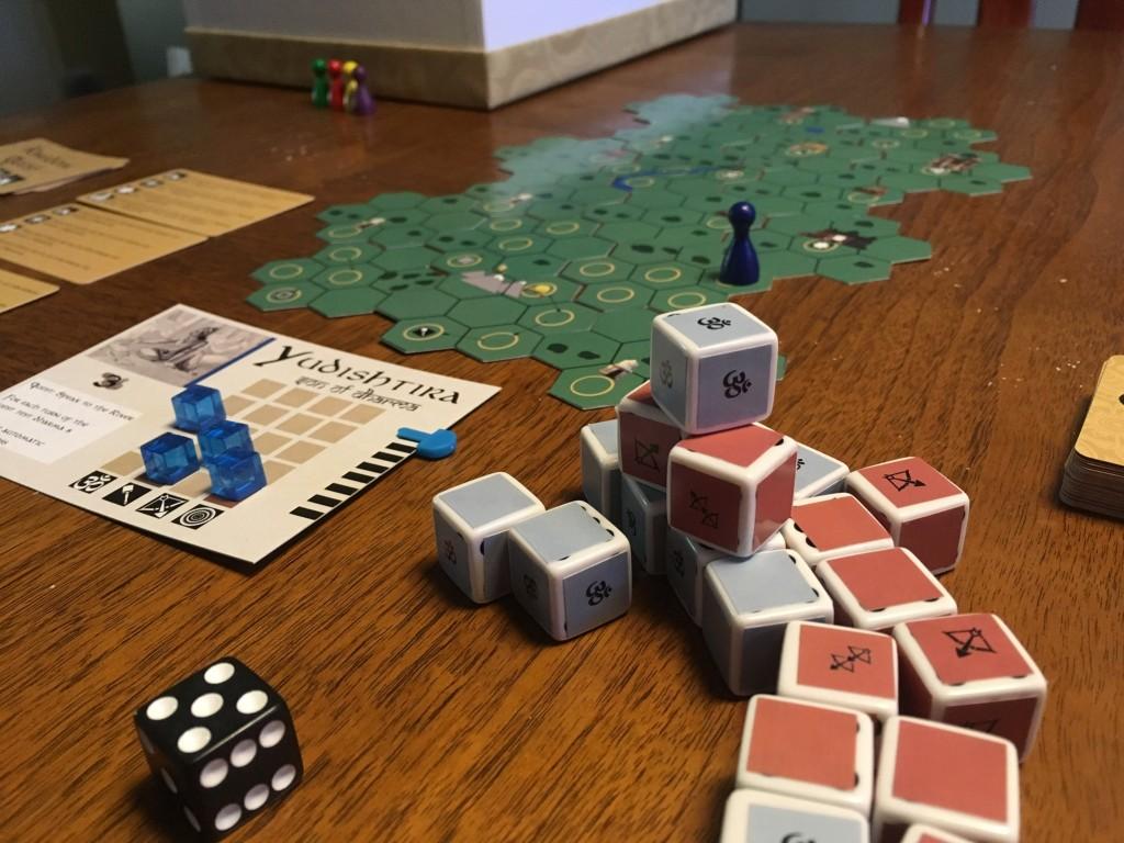 mahabharata board game
