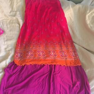 dress over dress