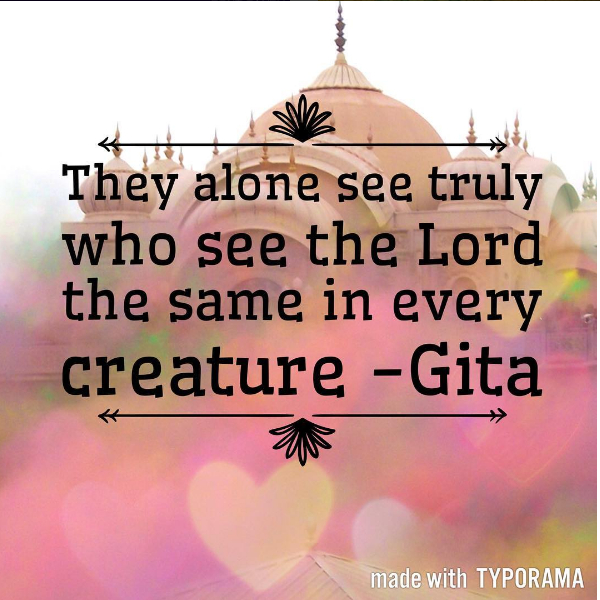 Best Bhagavad Gita Quotes #Krishna
