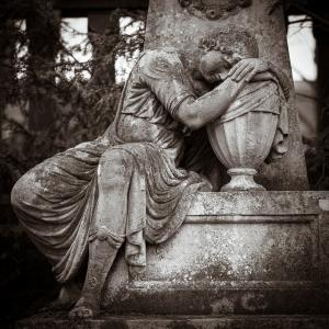 """Woman and Grief"" 