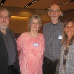 Don Frew, Macha, Matt Whealton, Carol Hovis