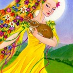 A Blessed Spring Equinox