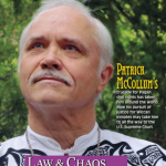 Patrick McCollum on the cover of Witches & Pagans.