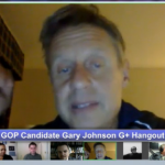 On Faith: Gary Johnson and the Pagan Media