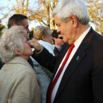 Newt Gingrich has got your nose.