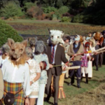 "Still from 1973's ""The Wicker Man""."