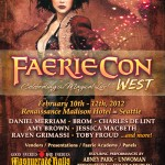 Away at FaerieCon West (Plus Some News Links)