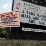 Christianity and Marriage Equality