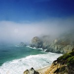 A view of Big Sur, California.
