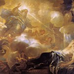 The Dream of Solomon by Giordano.
