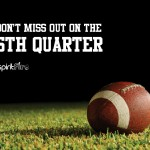 "Hint: The ""Fifth Quarter"" is about Jesus."