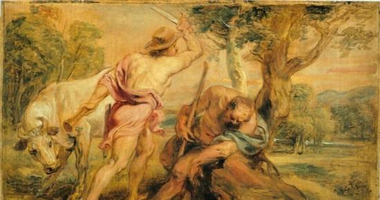 Merkury i Argus, By Rubens [Public domain], via Wikimedia Commons