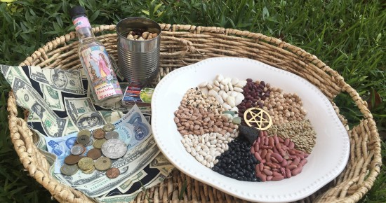 Money Pot Ingredients, with a few extra-special things I've added to my own. Photo by Heron Michelle