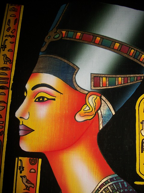 Queen Nefertiti - CC0 Public Domain, Pixabay