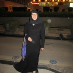 Birthday with Burkas:  Initial impressions of Riyadh