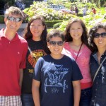 Our family in our White, Chinese and biracial glory