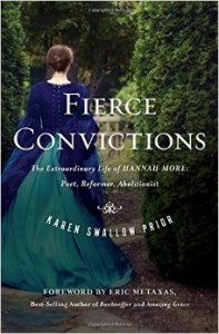 Fighting evil with the pen: Fierce Convictions by Karen Swallow Prior