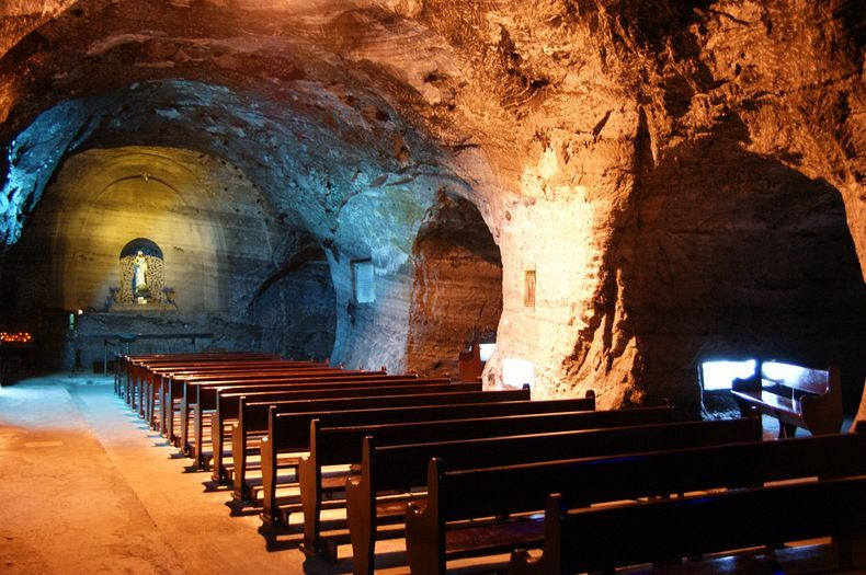 zipaquira buddhist personals Top 6 mysterious religious caves 1 year  the cave complex is also covered with buddhist murals over 2,100 square meters and is still  salt cathedral of zipaquira.