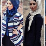 Wow!  The Hijab Gets Fashionable