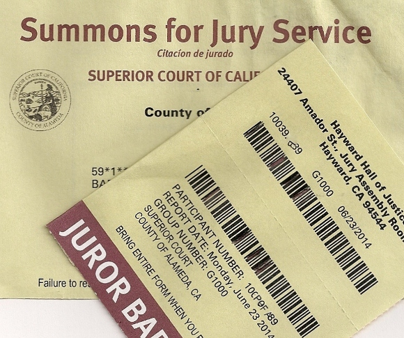 That summons for jury duty an invitation to be here now a summons for jury duty in the court of judge brenda harbin forte photo stopboris Image collections
