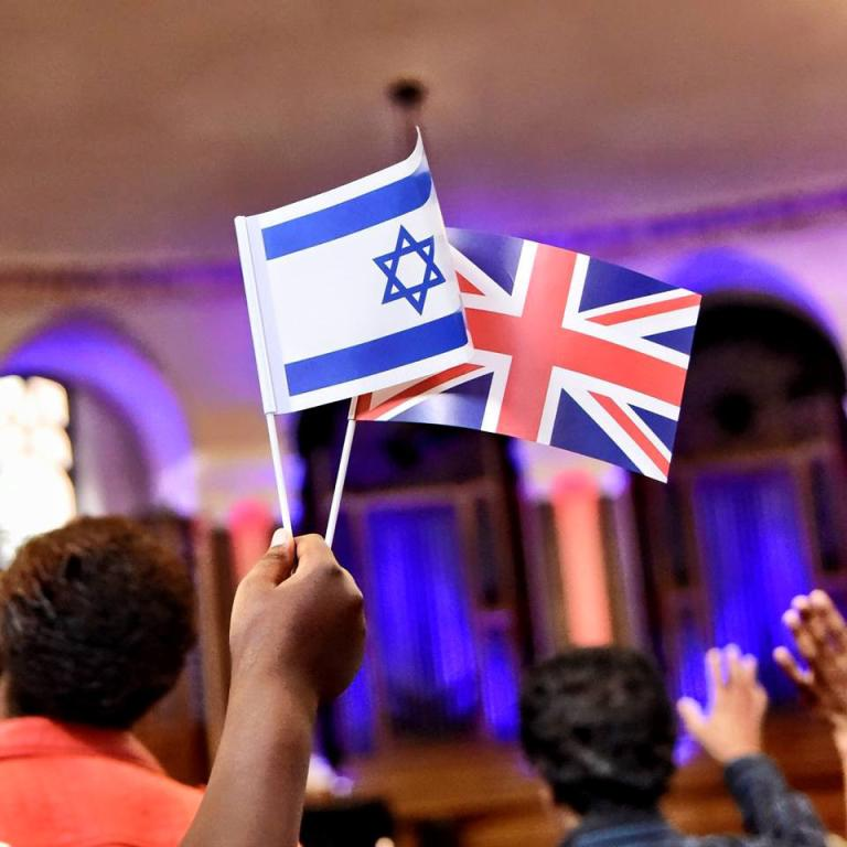 Christians United for Israel comes to Britain - Here's one Jew that's less than thrilled