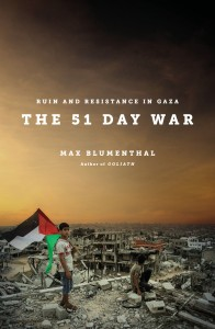 Max Blumenthal's The 51 Day War. Source: Verso books