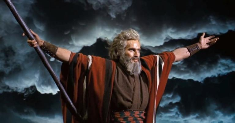 The Ten Commandments Revisited (in response to current Jewish and Palestinian requirements)