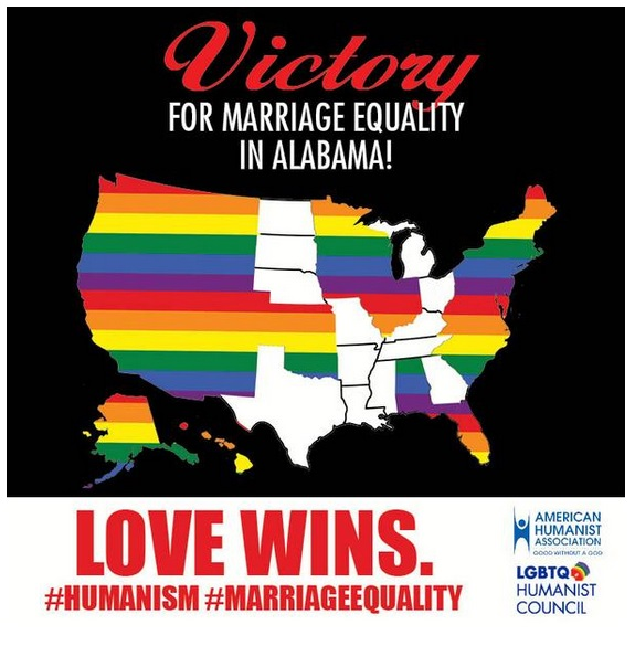 from Lionel states with gay marriage amendments