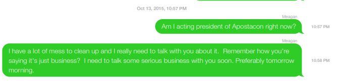 Am I president