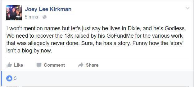 Kirkman FB
