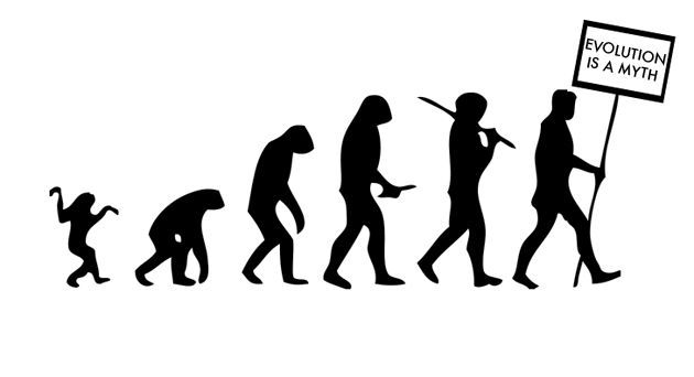 How Does Evolution Occur Not By Natural Selection