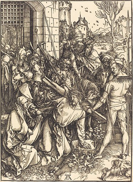 440px-Albrecht_Dürer_-_Christ_Carrying_the_Cross_(NGA_1943.3.3620)