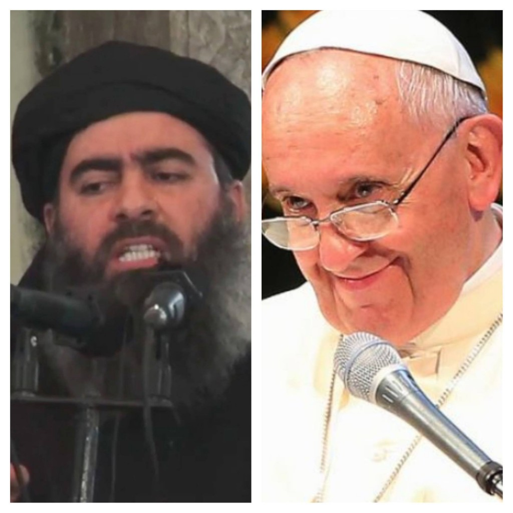 "The ""Caliph"" and Pope Francis"