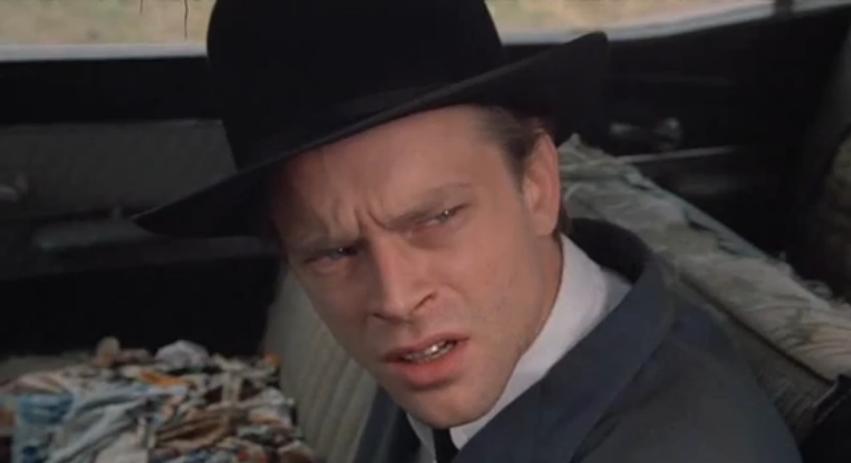 Brad Dourif as Hazel Motes