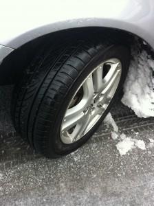 Pass? Or Fail? The Yokohama YK580 In The Snow (A Tire ...