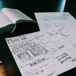 Learning the Art of Sketchnote Preaching [C. Wess Daniels]