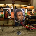 Police Shooting Missouri Funeral