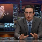 HBO's John Oliver takes televangelists and prosperity preachers to task – and it is PERFECT